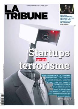 COUVERTURE LA TRIBUNE 23 DECEMBRE 2015