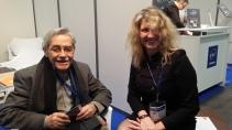 Nadine TOUZEAU et Louis POUZIN
