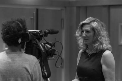 Interview Nadine TOUZEAU FRANCE 2, le comportemental et la vidéoprotection profiler