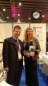 Nadine TOUZEAU et Olivier KEMPF net-profiler, profiler, chercheur en comportement des cybercriminels