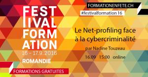 Formation net-profiling 16 sept 2016 Genève par Webinar de 15 à 16H00