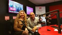 """Emission """"Profilage des Hommes politiques"""" , BTLV, web/radio profiler"""