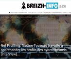 Nadine Touzeau, net-profiling